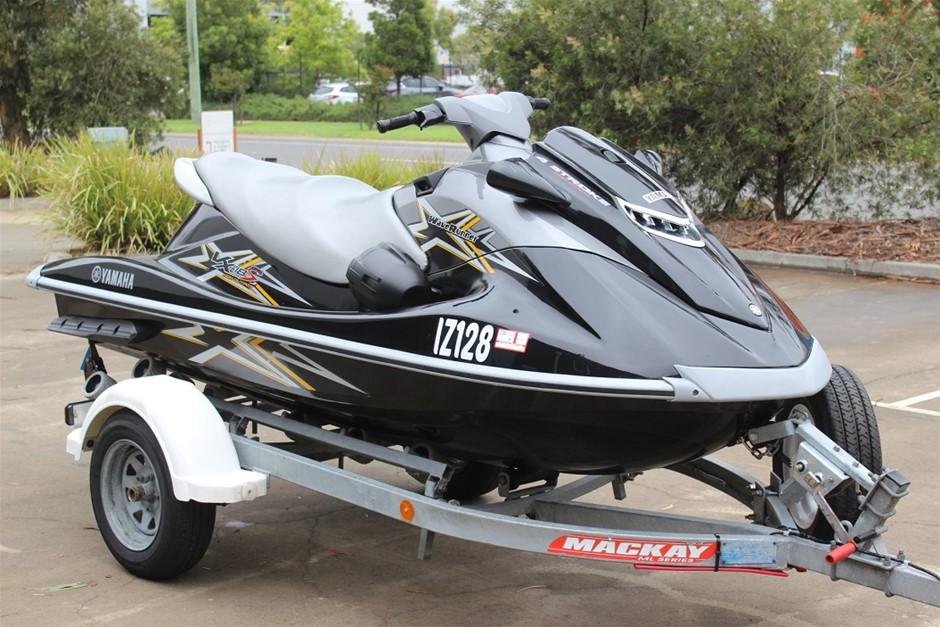 2011 Yamaha Waverunner VX18S 180HP 3 Seater Jet Ski 3 seater 45.3 Hours