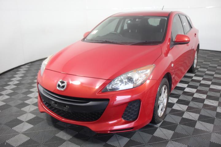 2012 Mazda 3 Neo BL Hatchback, 139,095km