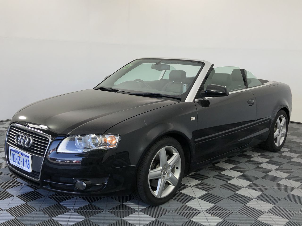 2007 Audi A4 Cabriolet B6 Automatic Convertible