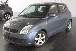 2006 Suzuki Swift EZ Manual Hatchback