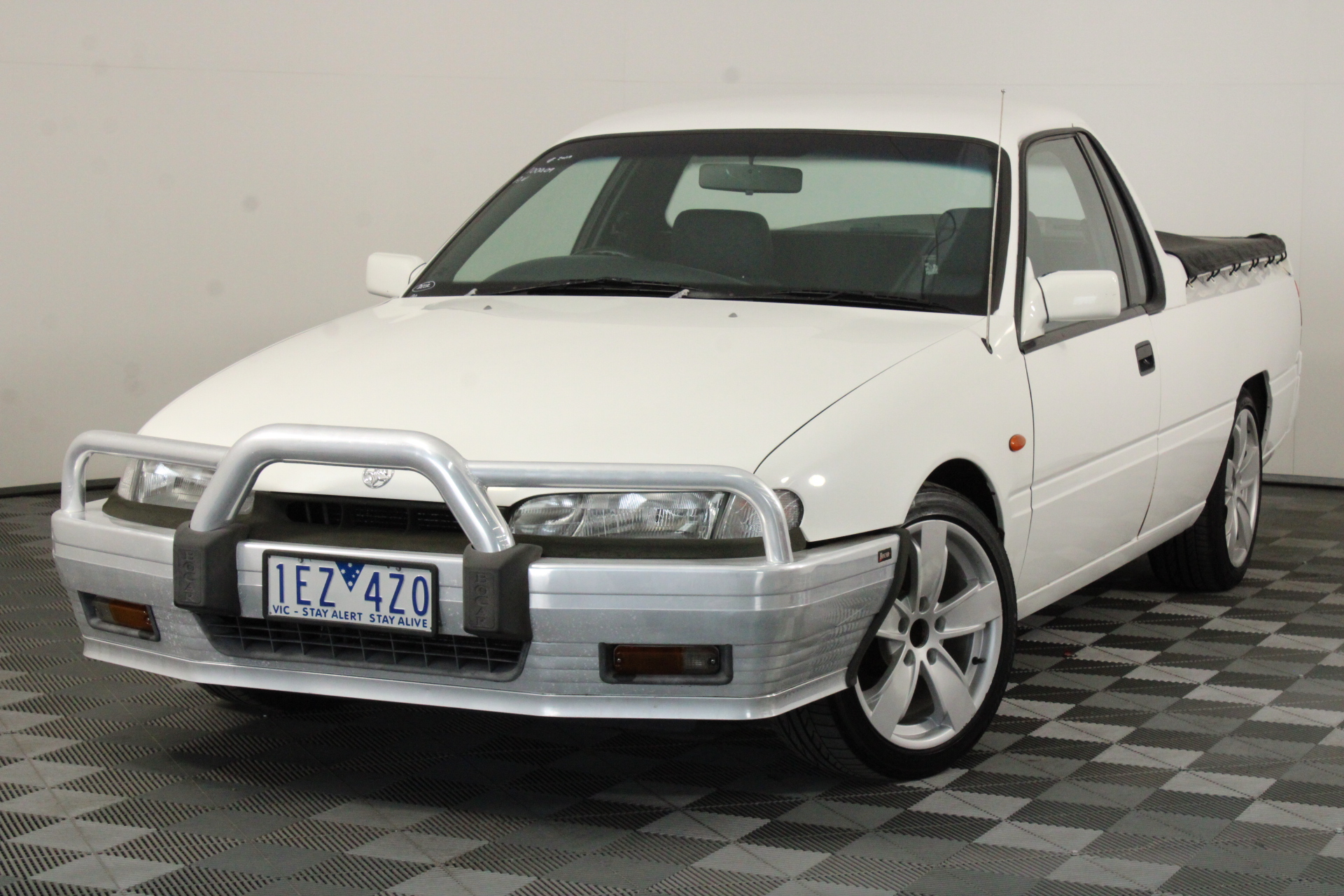1996 Holden Ute S VSIII Supercharged Manual Ute