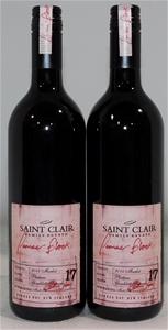 Saint Clair Pioneer Block Merlot 2014 (2