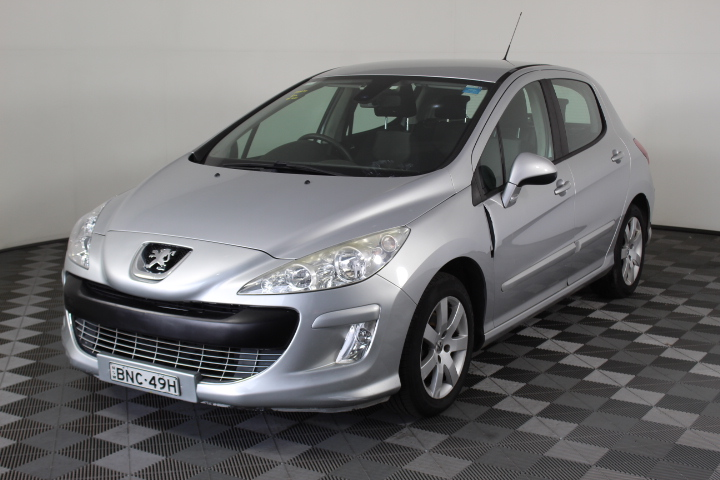 2010 Peugeot 308 XSE HDi Turbo Diesel Automatic 138, 985 Km's