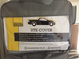 Utility Vehicle Cover - Pick up from Gar