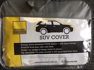 SUV Vehicle Cover - Pick up from Nerang