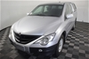 2010 Ssangyong Actyon Sports 4x2 Tradie Turbo Diesel Manual Dual Cab