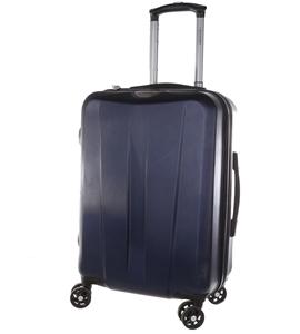 RICARDO Hard Side Carry On Luggage, Blue