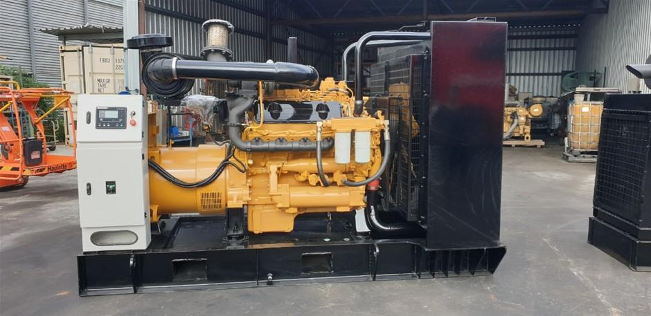 2019 Cat 3408 Generator (Rebuilt)