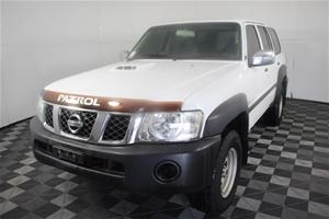 2007 Nissan Patrol Turbo Diesel Auto 4WD