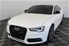2013 (2014 Comp) Audi A5 TFSI 2.0 Quattro Auto Coupe, 93,726km