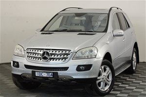 2007 Mercedes Benz ML 280 CDI (4x4) W164