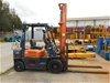 <B>Toyota 42-5FG20 4 Wheel Counter Balance Forklift</B>