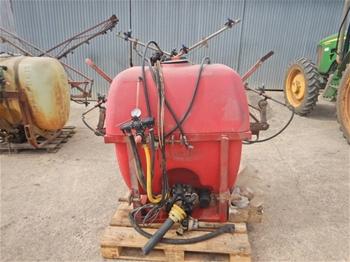 Hardi Spray Boom Tractor Attachment