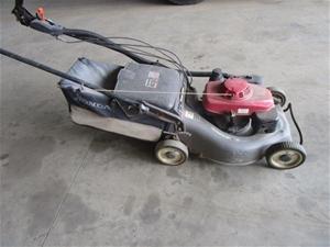 Honda Self Propelled Mower/Mulcher