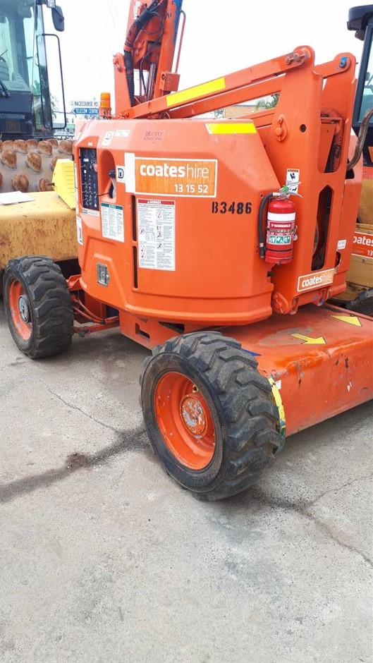 Knuckle Boom 34ft (10.4M) Diesel - 2005 GENIE Z-34/22 IC