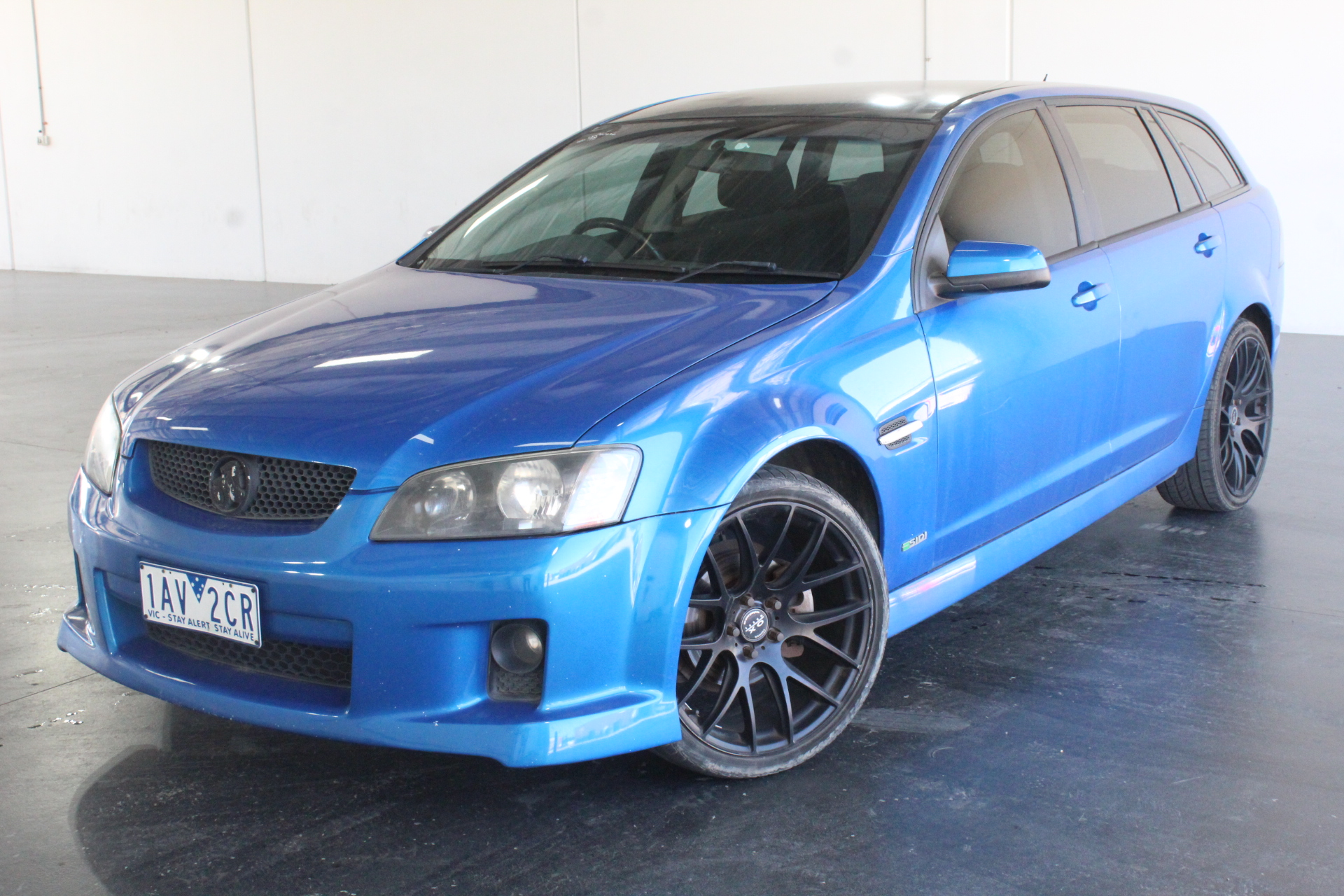 2009 Holden Commodore SV6 VE Automatic Wagon (WOVR)