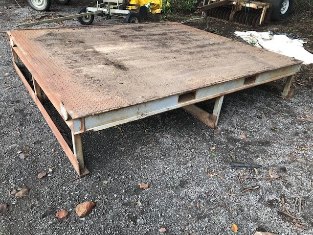 Fabricated Steel Mezzanine / Platform