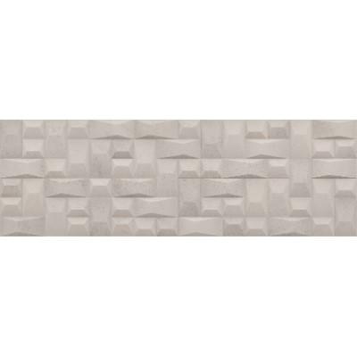 Ceramica Portinari Sensorial Forma Soft Grey Matte Tiles 33.3x100cm, 35m²