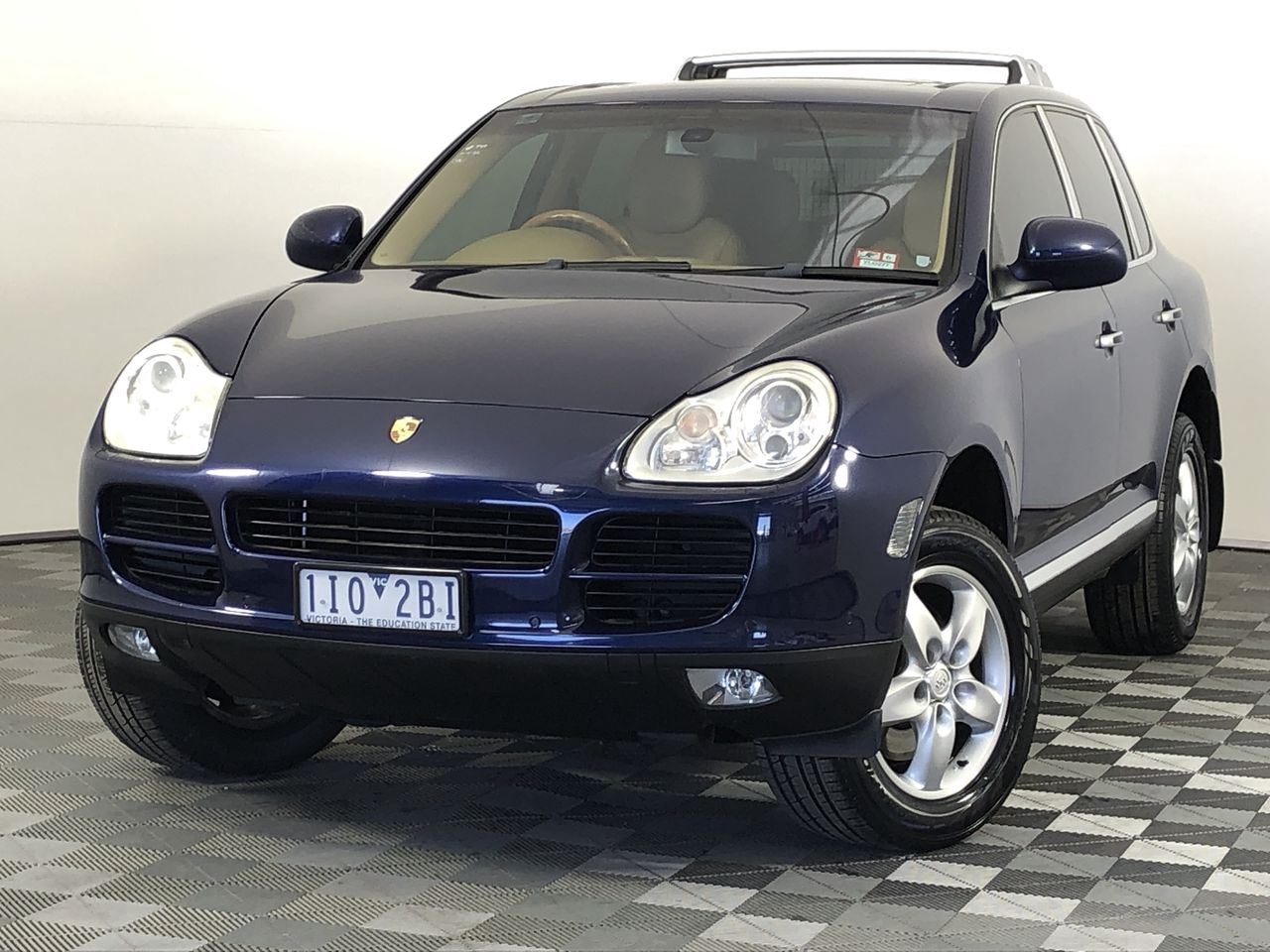 2004 Porsche Cayenne S Automatic Wagon