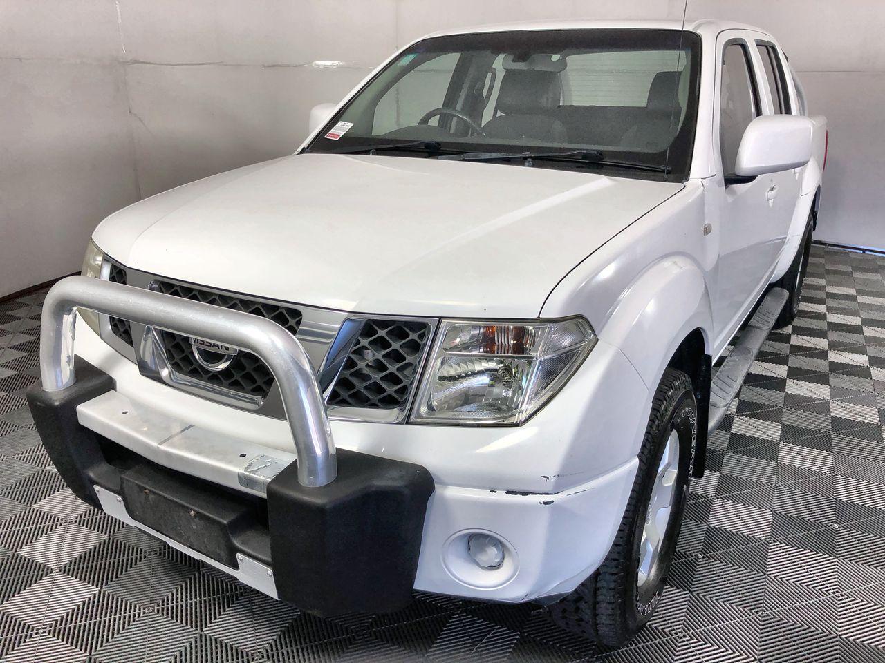 2010 Nissan Navara ST Turbo Diesel 4X4 157,993 km's