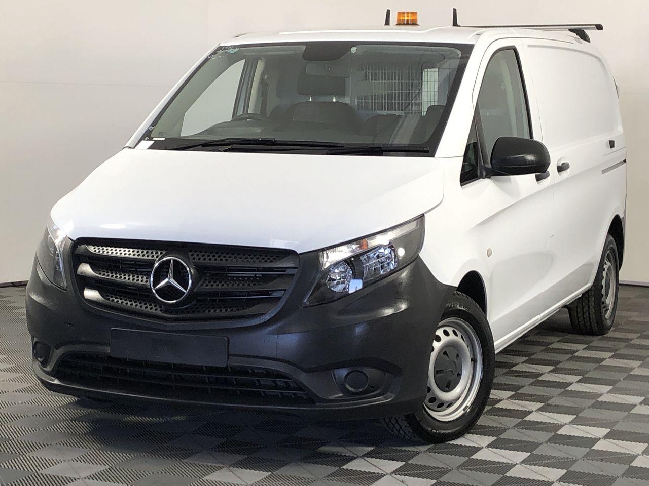 2016 Mercedes Benz Vito 111 CDI SWB Turbo Diesel Manual Van