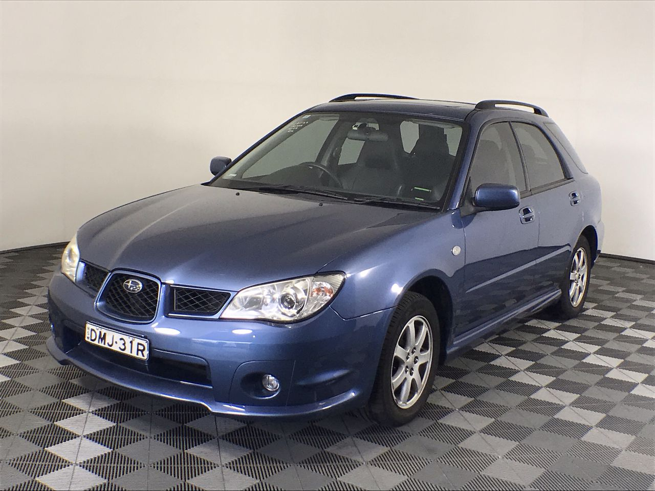 2007 Subaru Impreza 2.0i (AWD) G2 Automatic Hatch 116,838km