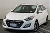 2015 Hyundai i30 Tourer Active GD Automatic Wagon