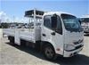 2012 Hino 616 Tray Body Truck