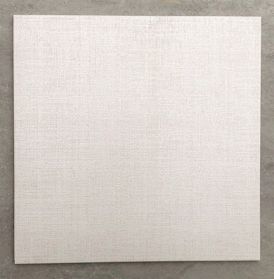 Shamal Branco White Tiles 1 x Pallet of approximately 39m3 Dimensions