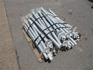 1 x Pallet of Non-Drill 900mm Supporting