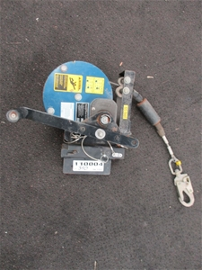 Shelby 140 Material Winch
