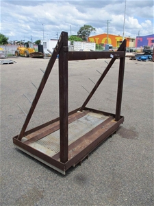 Steel Storage Frame
