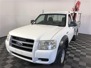 2008 Ford Ranger XL PJ Turbo Diesel Cab