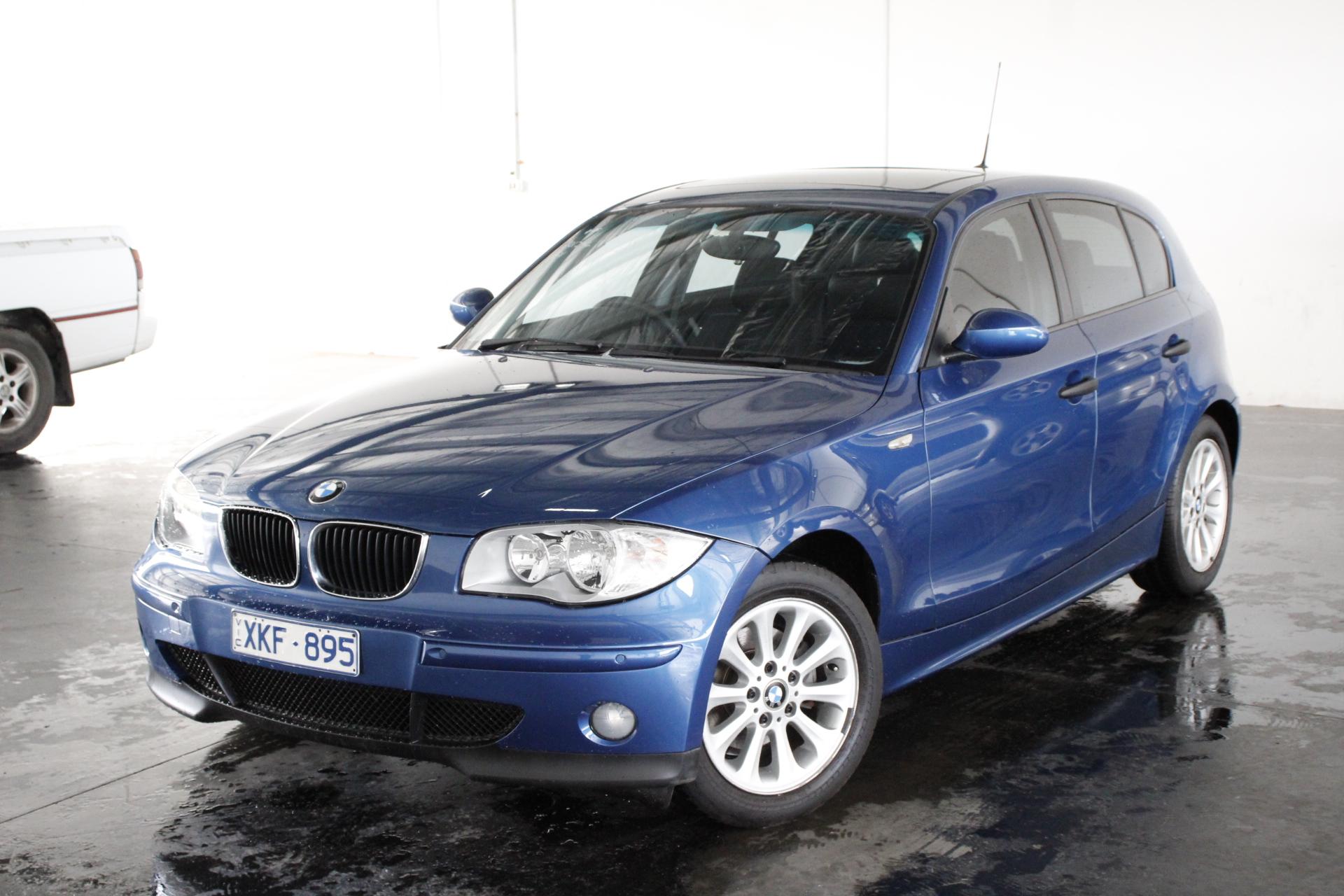 2005 BMW 1 18i E87 Automatic Hatchback
