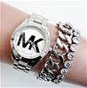 New Michael Kors 'Runway' signature MK ladies luxury watch