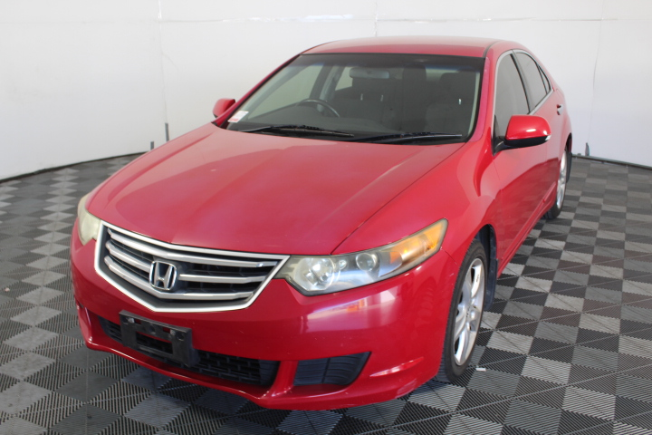 2008 Honda Accord Euro 8TH GEN Sedan