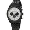 Extravagant new Michael Kors Lexington Chronograph watch.