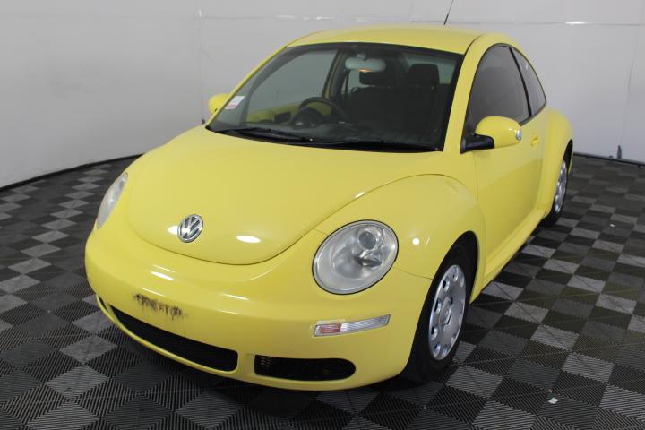 2006 (2007) Volkswagen Beetle Miami Hatchback