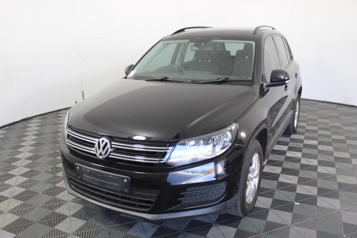 2013 (2014) Volkswagen Tiguan 118TSI Automatic Wagon, 89,616km