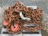 <B>2x Leg Lifting Chain</B> <li>32mm Chain</li> <li>Swl: 52 Tonne</li> <