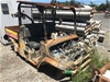<B>Kutota RTX100 Utility Vehicle Salvage (268142-68)