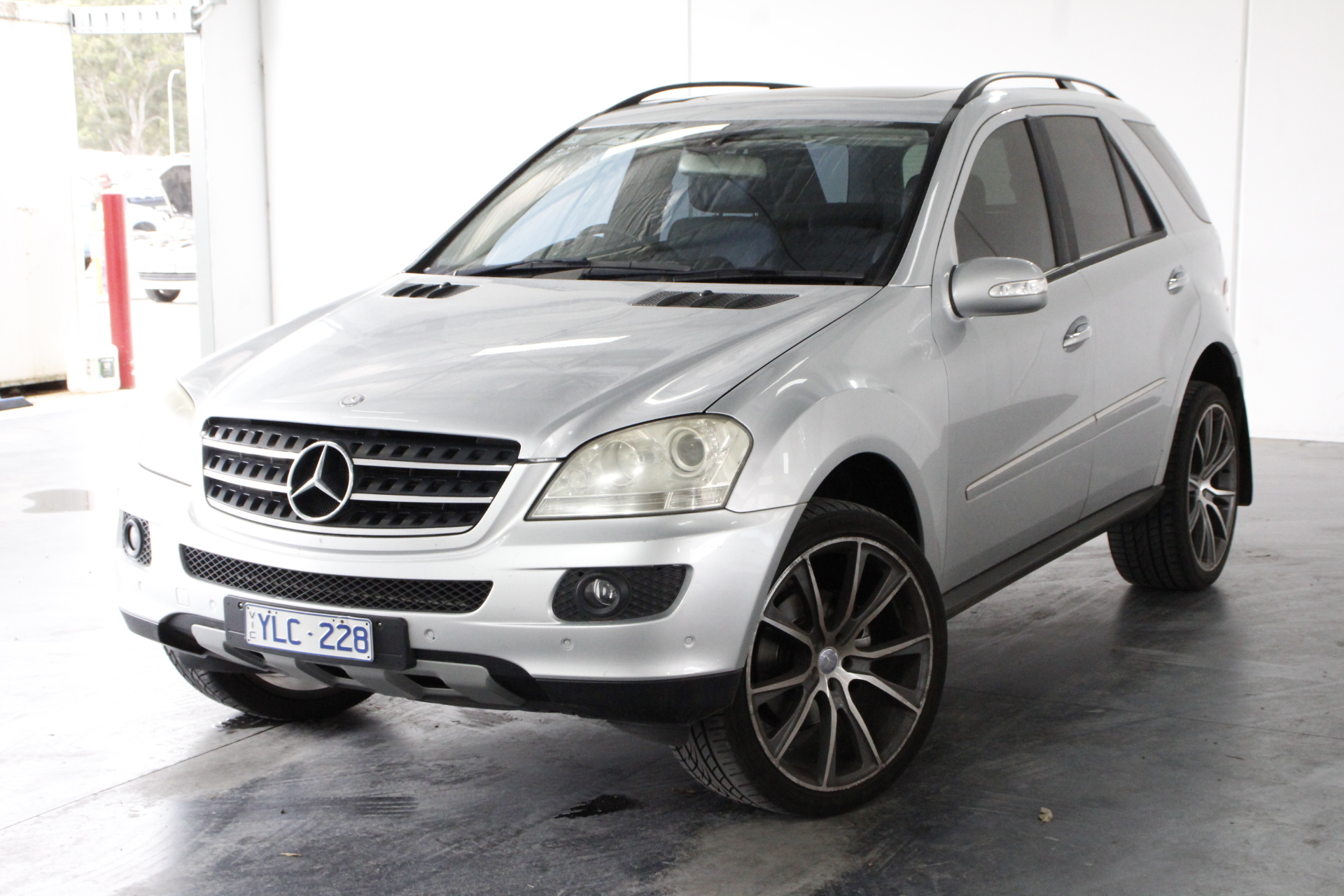 2006 Mercedes Benz ML 350 (4x4) W164 Automatic Wagon