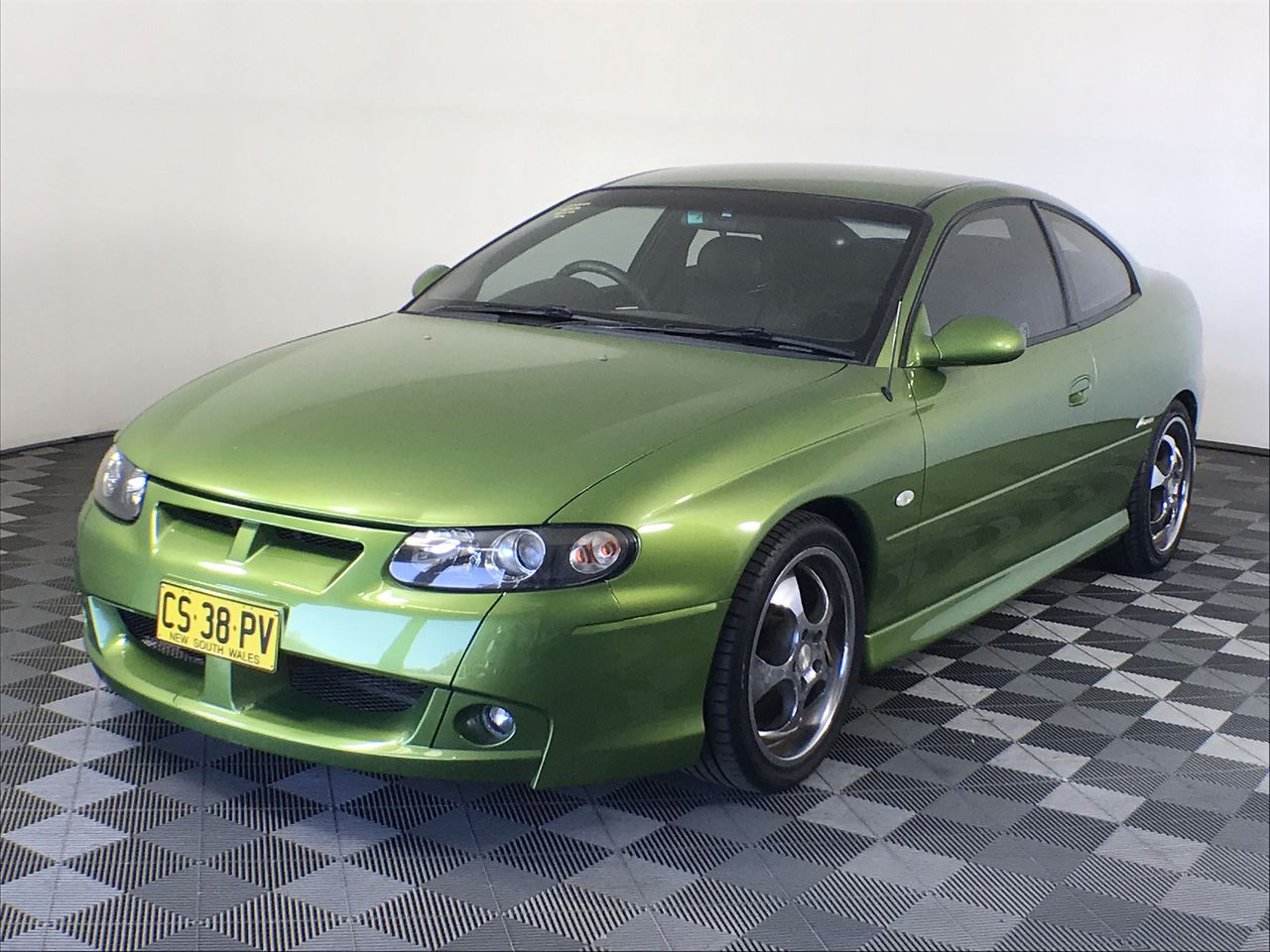 2003 Holden Monaro CV8 V2 SERIES III Automatic Coupe