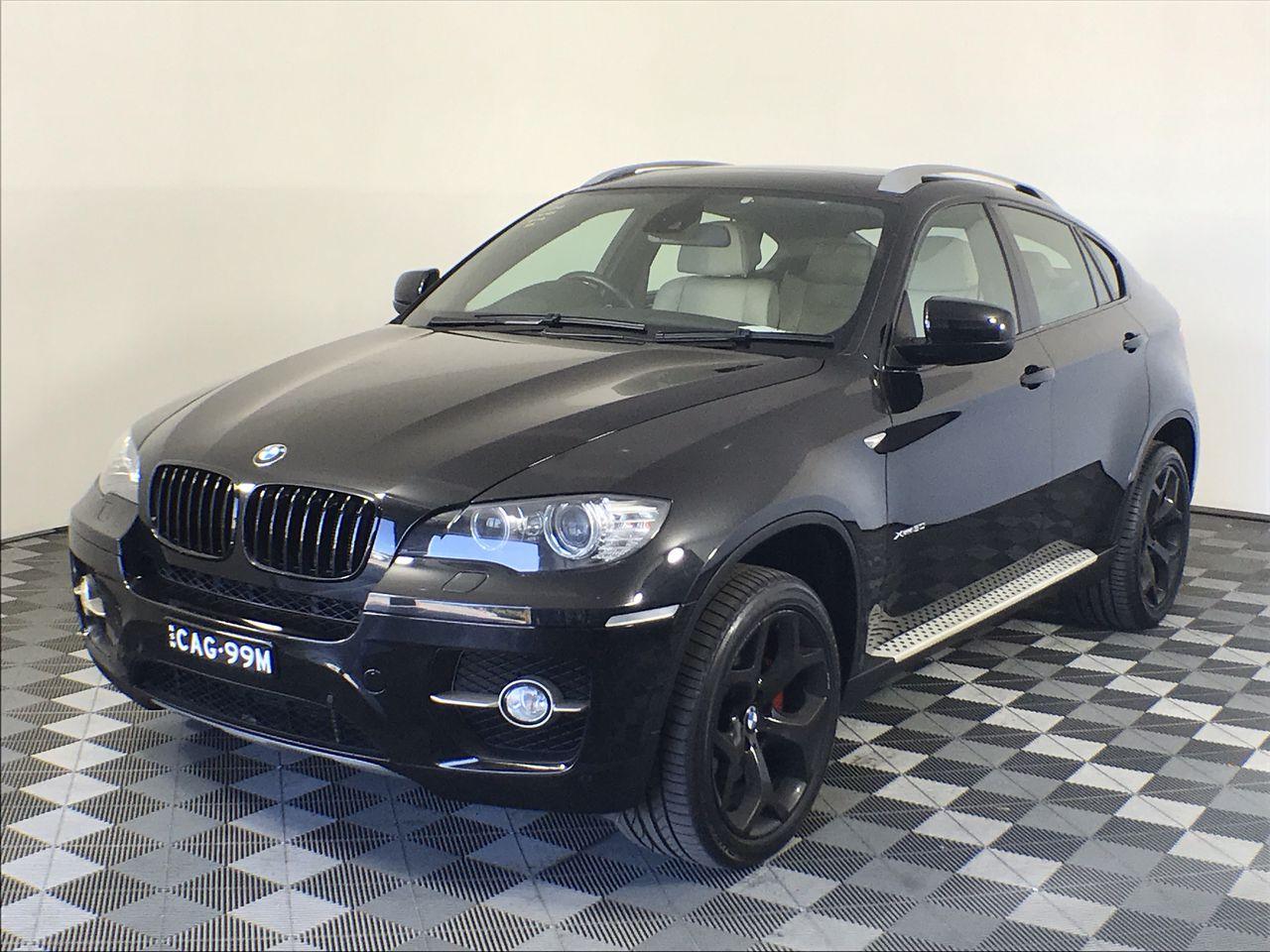 BMW X6 xDrive 50i E71 LCI Automatic - 8 Speed Coupe