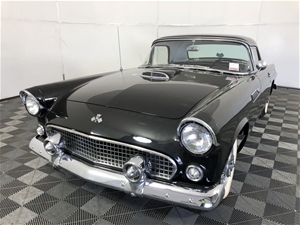 1955 Ford Thunderbird Manual Convertible