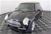 2002 Mini Cooper Manual Hatchback (WOVR+Inspected)