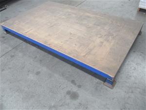 Heavy Duty Large Platform (Top Plate)