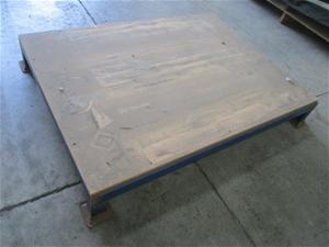 Heavy Duty Platform (Top Plate)