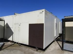 Portable Building 12 x 6 Auction (0001-5040325 ...