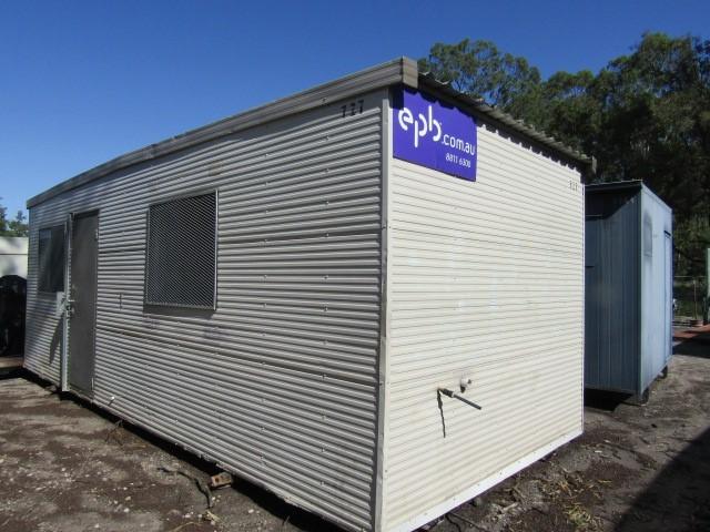 Portable Building 7.2 x 3